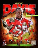 Vernon Davis 2012 Portrait Plus Photo