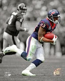 Arian Foster 2012 Spotlight Action Photo