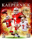 NFL Colin Kaepernick 2012 Portrait Plus Photo
