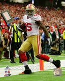 Vernon Davis Touchdown 2012 NFC Championship Game Photo