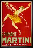 Martini and Rossi, Spumanti Martini Print