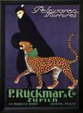 P. Ruckmar and Co., 1910 Posters by Ernest Montaut