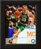 Larry Bird Action Framed Photographic Print