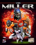 Von Miller 2013 Portrait Plus Photo