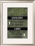 Bathroom Posters by Marilu Windvand