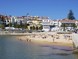 Fishermans Beach, Cascais, Portugal, Europe Photographic Print by Jeremy Lightfoot