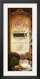 Coffee Shop Menu Prints by Lisa Audit