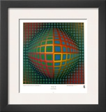 Vega-Nor Prints by Victor Vasarely