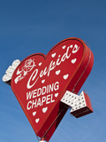 Cupid&#39;s Wedding Chapel, Las Vegas, Nevada, United States of America, North America Photographic Print by Michael DeFreitas