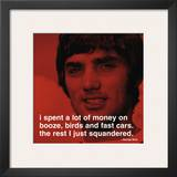 George Best: Money Prints