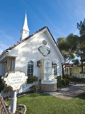 Chapel of the Flowers Wedding Chapel, Las Vegas, Nevada, United States of America, North America Photographic Print by Michael DeFreitas