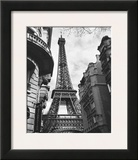 Eiffel Tower I Prints by Alison Jerry