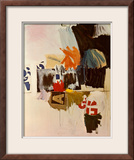 Summer Rental no.2 , 1960 Prints by Robert Rauschenberg