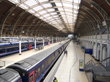 Paddington Railway Station, London, W2, England, United Kingdom, Europe Photographic Print by Ethel Davies