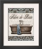 Modern Tub Poster by Todd Williams