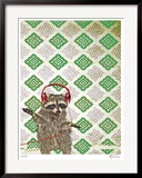 Rufus Limited Edition Framed Print by M.J. Lew