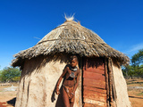 Himba Boy, Kaokoveld, Namibia, Africa Photographic Print by Nico Tondini