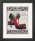 Classy Shoes I Prints by Todd Williams