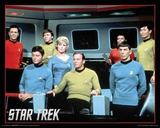 Star Trek- Group Mini Poster Posters