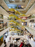 Shopping Centre, Orchard Road, Singapore, Southeast Asia, Asia Photographic Print by Matthew Williams-Ellis
