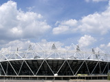 Stadium of the 2012 London Oiympics, Stratford, London, England, United Kingdom, Europe Photographic Print by Ethel Davies