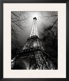 Sa Majesté La Tour Eiffel Posters by Antoine Carrara
