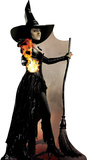 Wicked Witch of the West - Disney's Oz the Great and Powerful Lifesize Standup Poster Stand Up