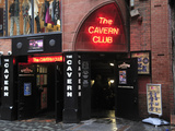 Cavern Club, Mathew Street, Liverpool, Merseyside, Inglaterra, Reino Unido, Europa Lámina fotográfica por Wendy Connett