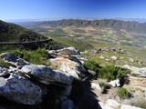 View from the Top of the Pass, Swartberg Pass, Swartberg Nature Reserve, South Africa, Africa Photographic Print by Peter Groenendijk