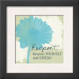 Respect Prints by Linda Woods