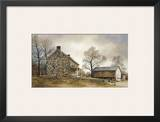 A Pennsylvania Morning Posters by Ray Hendershot