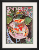 Goldfish Posters by Henri Matisse