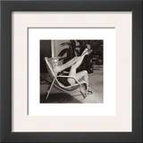 Marilyn Monroe, Poolside Prints by Frank Worth