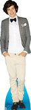 Harry - 1 Direction Lifesize Standup Cardboard Cutouts