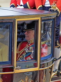 Hrh Prince Philip, Trooping Colour 2012, Queen's Birthday Parade, Whitehall, London, England Fotografisk tryk af Hans-Peter Merten