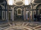 Carlo Vanvitelli Underground Basilica of SS Annunziata, Naples, Italy Photographic Print by Oliviero Olivieri