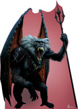 Winged Baboon 02 - Disney's Oz the Great and Powerful Lifesize Standup Cardboard Cutouts