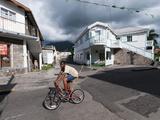 Charlestown, Nevis, West Indies, Caribbean, Central America Fotoprint van Sergio Pitamitz