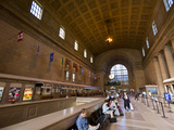 Interior, Great Hall, Union Station, Toronto, Ontario, Canada, North America Photographic Print by Stuart Dee