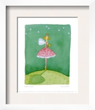 Felicity Wishes VI Print by Emma Thomson
