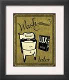 Wash Posters by N. Harbick