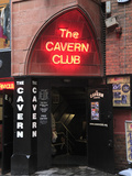 Cavern Club, Mathew Street, Liverpool, Merseyside, England, United Kingdom, Europe Photographic Print by Wendy Connett