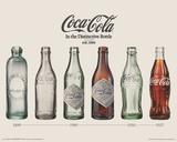 Coca-Cola- Evolution Mini Poster Poster