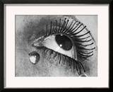 Man Ray: Tears, 1930 Framed Photographic Print by  Man Ray