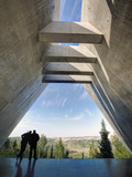 Yad Vashem, Holocaust Museum, Memorial to the Victims in Camps, Jerusalem, Israel, Middle East Photographic Print by Gavin Hellier