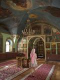Vydubychi Monastery, Kiev, Ukraine, Europe Photographic Print by Graham Lawrence