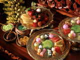 Javanese Sweets, Indonesia, Southeast Asia, Asia Photographic Print by Luca Tettoni