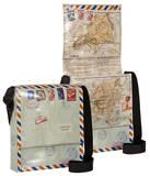 Airmail Messenger Bag Taschen mit speziellen Motiven
