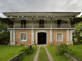 Lacson Heritage Mansion, Classic Filpino Bahai Na Bato, Philippines Photographic Print by Luca Tettoni