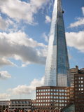 View of the Shard, London Bridge, England, United Kingdom, Europe Photographic Print by Adina Tovy